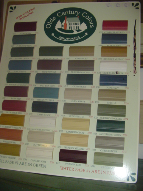Olde Century Colors Paints Have Been Formulated To Lead The Renaissance Of 18th And 19th Architectural Interest With Unsurped Quality Color